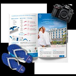 Vacances bleues Easycom