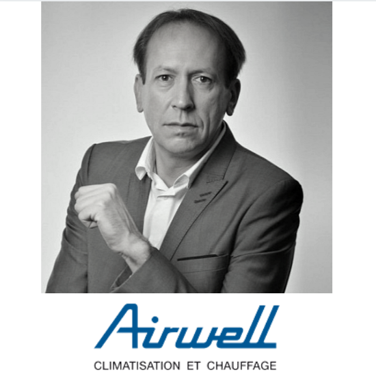 Laurent ROEGEL AIRWELL